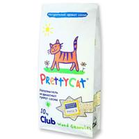 Фотография товара Наполнитель для кошачьего туалета Pretty Cat Wood Granules, 10 кг
