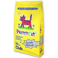 Фотография товара Наполнитель для кошачьего туалета Pretty Cat Супер белый, 20 кг