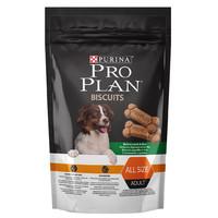 Фотография товара Лакомства для собак Pro Plan Biscuits, 400 г, ягненок с рисом