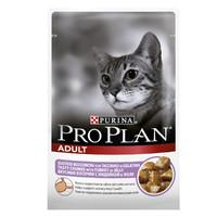 Фотография товара Корм для кошек Pro Plan Adult, 85 г, индейка