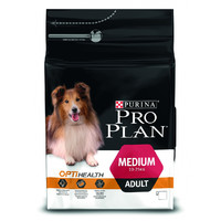 Фотография товара Корм для собак Pro Plan Medium Adult, 1.5 кг, курица с рисом