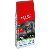 Фотография товара Промонабор для кошек Pro Plan Sterilised, 12 кг, кролик