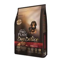 Фотография товара Корм для собак Pro Plan Duo Delice Small Adult, 2.5 кг, говядина с рисом