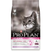 Фотография товара Корм для кошек Pro Plan Delicate, 10 кг, индейка с рисом