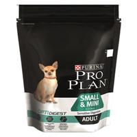 Фотография товара Корм для собак Pro Plan Adult Small&Mini Sensitive Digestion, 700 г, ягненок