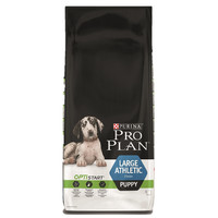 Фотография товара Корм для собак Pro Plan Puppy Large Athletic, 3 кг, курица