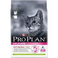 Фотография товара Корм для кошек Pro Plan Delicate, 10 кг, ягненок