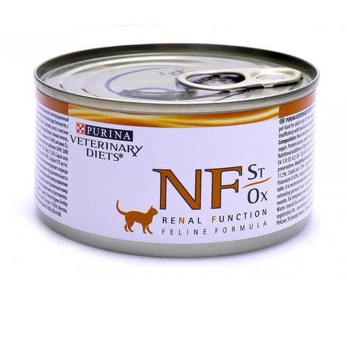 Корм для кошек Purina Veterinary Diets NF, 195 г