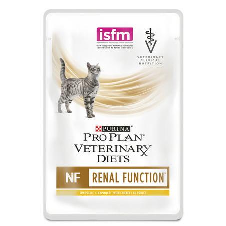 Корм для кошек Purina Pro Plan Veterinary Diets NF, 85 г, курица