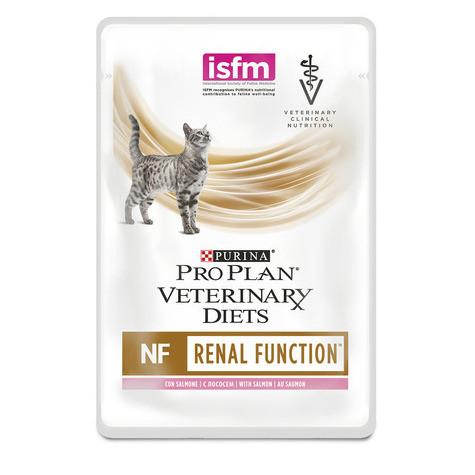 Корм для кошек Purina Veterinary Diets NF, 85 г, лосось