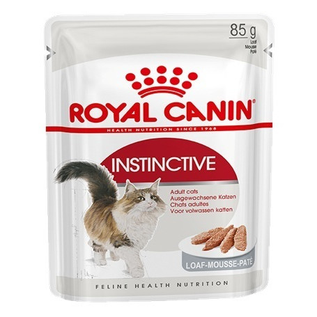 Корм для кошек Royal Canin Instinctive, 85 г