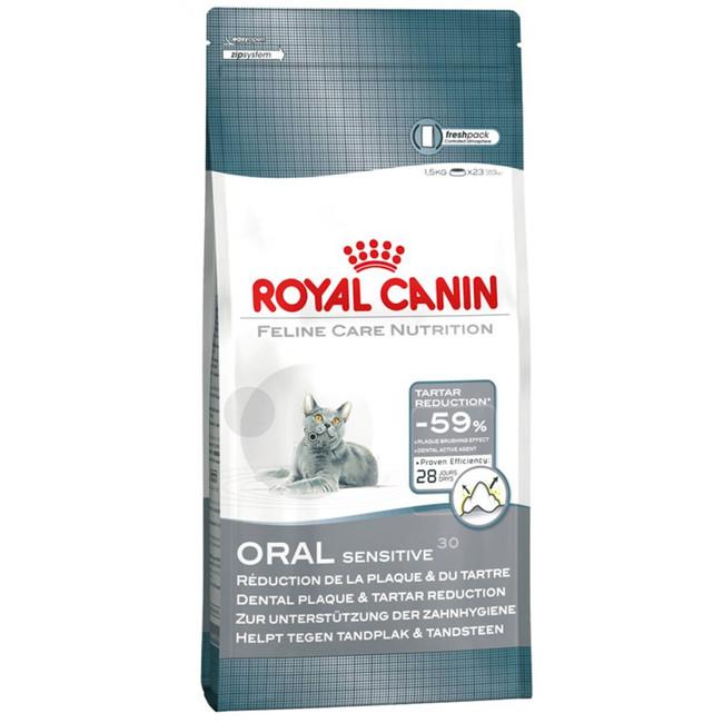 Корм royal canin кошки для зубов