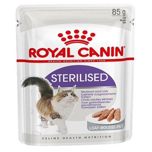 Корм для кошек Royal Canin Sterilised, 85 г