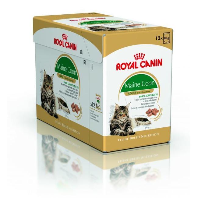Корм royal canin роял канин maine coon
