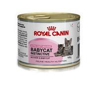 Фотография товара Корм для котят Royal Canin BABYCAT INSTINCTIVE, 195 г