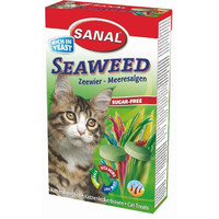 Фотография товара Витамины для кошек Sanal, Морские водоросли