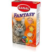 Фотография товара Витамины для кошек Sanal, Птица +лосось