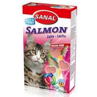 Фотография товара Витамины для кошек Sanal, Лосось