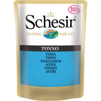 Фотография товара Корм для кошек Schesir, 100 г, тунец