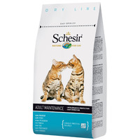 Фотография товара Корм для кошек Schesir Adult Maintenance, 400 г, Рыба