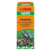 Фотография товара Витамины для черепах и рептилий Sera REPTILIN