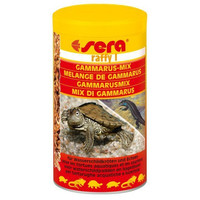 Фотография товара Корм для черепах Sera RAFFI I
