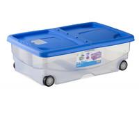 Фотография товара Контейнер для корма Stefanplast Box Mario, размер 60x40x18см., цвета в ассортименте