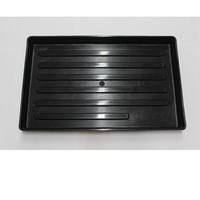 Фотография товара Поддон для туалета или клетки SuperPet Mini, размер 49х30.5х4.5см., черный
