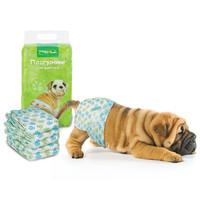 Фотография товара Памперсы для собак и кошек Triol XS, 22шт.