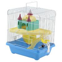 Фотография товара Клетка для грызунов Triol, размер 28х20х31см.