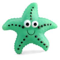 Фотография товара Игрушка для собак Triol Морская звезда, размер 12х11х3см.