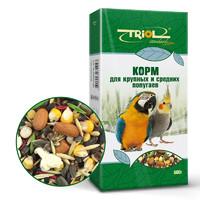 Фотография товара Корм для птиц Triol, 500 г