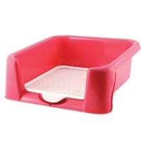 Фотография товара Лоток для собак Triol M, размер 55х43х15см., цвета в ассортименте