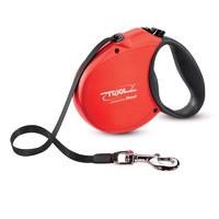 Фотография товара Поводок-рулетка для собак Triol by Flexi Standard Soft Red S, красный