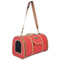 Фотография товара Сумка-переноска для собак и кошек Triol Кармен, размер 40х22х23см.