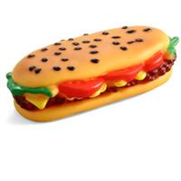 Фотография товара Игрушка для собак Triol Сэндвич, размер 13х6х3см.