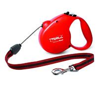 Фотография товара Поводок-рулетка для собак Triol Standard Red L, красный