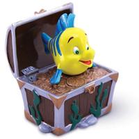 Фотография товара Грот для аквариума Triol Flounder, размер 6.5х6х7.5см.
