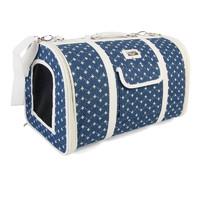 Фотография товара Сумка-переноска для собак и кошек Triol Жаклин , размер 44х26х27см.