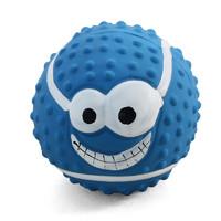 Фотография товара Игрушка для собак Triol Веселый мяч, размер 7см.