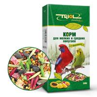 Фотография товара Корм для попугаев Triol, 500 г, с фруктами