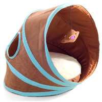 Фотография товара Лежанка для кошек Triol, размер 43х38х35см.