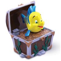 Фотография товара Декор для аквариума Triol Flounder, размер 6.5х5х7.5см.