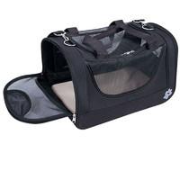 Фотография товара Сумка-переноска для животных Triol, размер 40.5х25х24.5см., черный