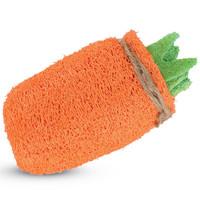 Фотография товара Игрушка для грызунов Triol Морковь, размер 12см.