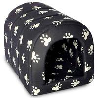 Фотография товара Домик для кошек и собак Triol Лапки, размер 48x33x38см.