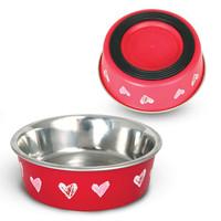 Фотография товара Миска для собак и кошек Triol Сердце