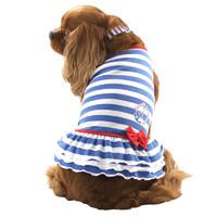 Фотография товара Платье для собак Triol Nautica L