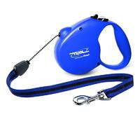Фотография товара Поводок-рулетка для собак Triol by Flexi Standard Blue L, синий