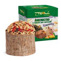 Фотография товара Лакомство для грызунов Triol, 70 г, с фруктами